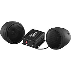 Boss Audio MCBK400 Black 600 watt