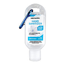 Personal Care Hand Sanitizer With Clip