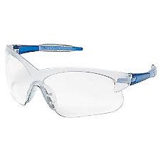 DEUCE BLUE FRAMES CLEARLENS SAFETY GLASS