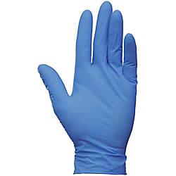 KLEENGUARD G10 Nitrile Gloves Small Artic