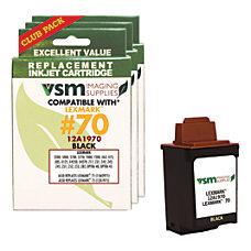 VSM VSM12A1970 3PK Lexmark 70 12A1970