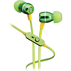 iHome iB18 Noise Isolating Earbuds With