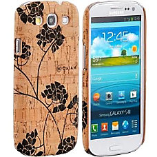 Gaiam Samsung Galaxy S3 Cork Case