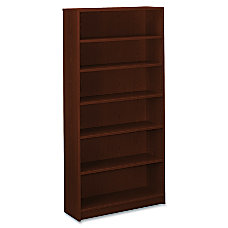 HON 1870 Series Laminate Bookcase 6