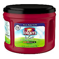 Folgers 12 Caff Coffee 254 Oz
