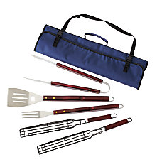 TJ Riley Co 7 Piece BBQ