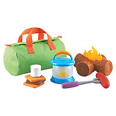 New Sprouts Camp Out Activity Set