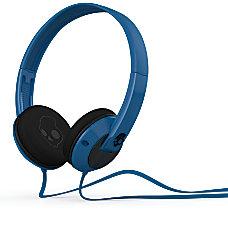 Skullcandy Uprock On Ear Headphones BlackBlue