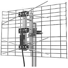 Pro Brand DIRECTV 2 Bay UHF