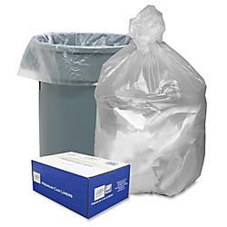 Webster Translucent Waste Can Liners 33