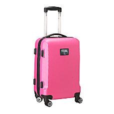 Denco Sports Luggage NCAA ABS Plastic