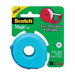 Scotch Magic Tape With Donut Dispenser