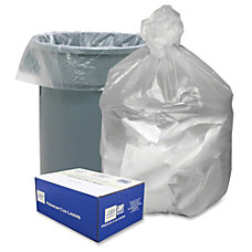 Webster High Density Waste Can Liners