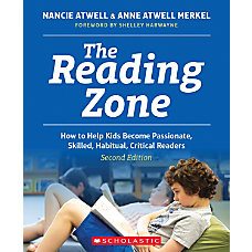 Scholastic Professional The Reading Zone 2nd