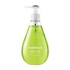Method Hand Wash Green Tea Aloe