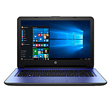 HP Laptop 14 Screen Intel Celeron