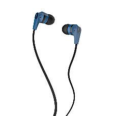 Skullcandy Inkd Earbud Headphones BlackBlue