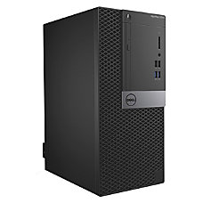 Dell OptiPlex 3040 Desktop Computer Intel