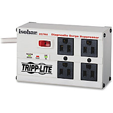 Tripp Lite Isobar Premium ISOBAR4ULTRA 4