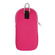 Office Depot Brand Calculator Case Pink