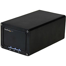 StarTechcom USB 31 10Gbps External Enclosure
