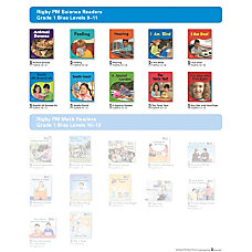 Rigby PM Science Readers Complete Package