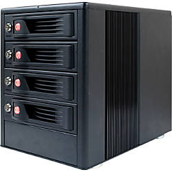 CRU RTX RTX410-XJ DAS Array - 4 x HDD Supported - 12 TB Installed HDD Capacity