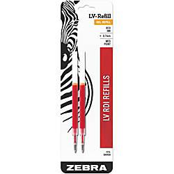 Zebra Pen JF Refill Medium Point