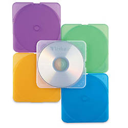 Verbatim TRIMpak CD / DVD Color Case
