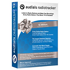 Audials Radiotracker 12 Download Version