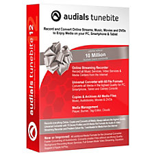 Audials Tunebite 12 Platinum Download Version