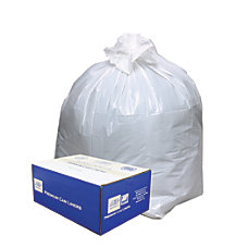 Webster Handi Bag 50percent Recycled Trash