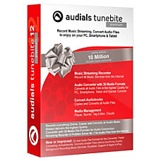 Audials Tunebite 12 Premium Download Version