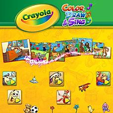 Crayola Color Draw Sing Download Version