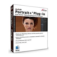 ArcSoft Portrait Photoshop Plug in Mac