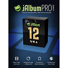 jAlbum 12 Pro Mac Web Gallery