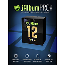 jAlbum 12 Pro Web Gallery Software