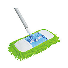 Microfiber Dust Mop 48 Steel Handle