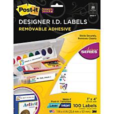 Post it Super Sticky Removable Designer
