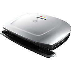 George Foreman 9 Serving Classic Plate