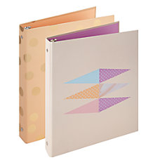 Divoga Whimsical Wonder Collection Casebound Binder