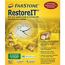 FarStone RestoreIT 2014 Download Version