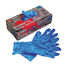 Memphis Nitri Med Disposable Nitrile Gloves