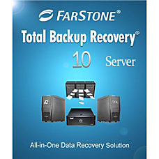 FarStone Total Backup Recovery 10 Server
