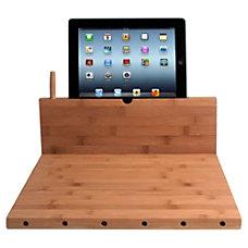 CTA Digital Bamboo Cutting Board with