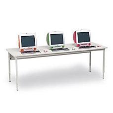 Bretford Quattro QWTCP3084 Computer Desk