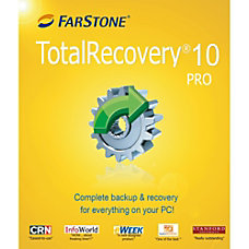 FarStone TotalRecovery Pro 10 Download Version
