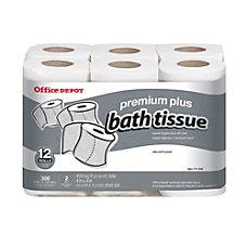 Office Depot Brand Premium Bathroom Tissue