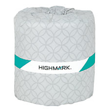 Highmark 100percent Recycled 2 Ply Bath