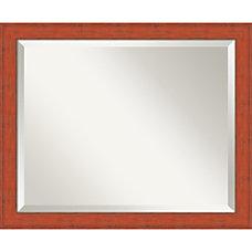 Amanti Art Rustic Wall Mirror 18